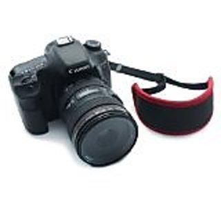 MegaGear Neoprene Wrist Hand Joint Strap Curved for Camera SLR DSLR Black