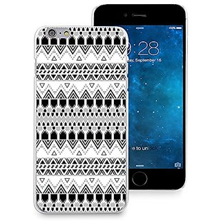 HelloGiftify Aztec Tribal Pattern Case Plastic Hard Case Thin Cover for iPhone 6 (4.7