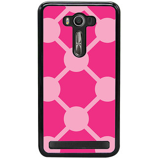 Ayaashii Dott Pattern Back Case Cover for Asus Zenfone Selfie::Asus Zenfone Selfie ZD551KL