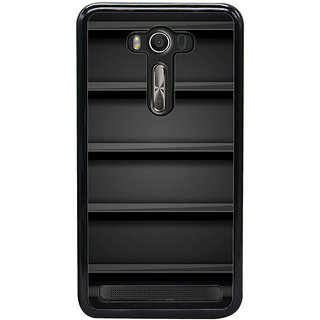 Ayaashii Self Pattern Back Case Cover for Asus Zenfone Selfie::Asus Zenfone Selfie ZD551KL