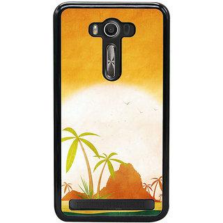 Ayaashii Beautiful Scenery Back Case Cover for Asus Zenfone Selfie::Asus Zenfone Selfie ZD551KL
