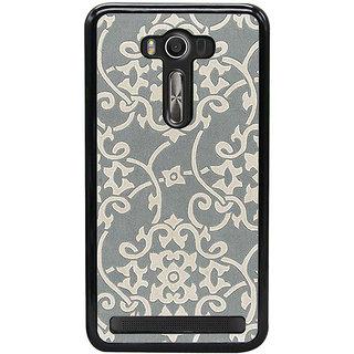 Ayaashii Rangoli Pattern Back Case Cover for Asus Zenfone Selfie::Asus Zenfone Selfie ZD551KL