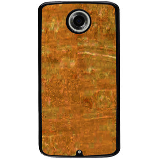 Ayaashii Moss Painting Back Case Cover for Motorola Google Nexus 6