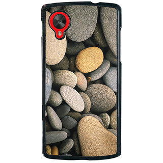 Ayaashii Sea Stones Back Case Cover for LG Google Nexus 5::LG Google Nexus 5 (2014 1st Gen)