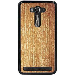 Ayaashii Wooden Stripes Back Case Cover for Asus Zenfone Selfie::Asus Zenfone Selfie ZD551KL