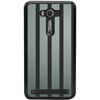 Ayaashii Lines Pattern Back Case Cover for Asus Zenfone Selfie::Asus Zenfone Selfie ZD551KL