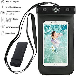 Waterproof iPhone 6 case,Armband,Built-in Compass,Ailun Bag universal for iPhone 6 Plus/6/6s/5s/5c/SE,Samsung Galaxy S7/
