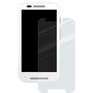 OtterBox Otterbox CLEARLY PROTECTED VIBRANT for Motorola Moto E - Screen Protectors - Retail Packaging - CLEAR