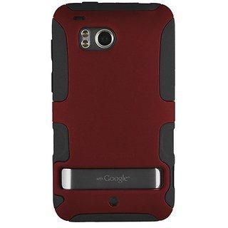 Seidio CSK3HTMEC-RD DILEX Case for use with HTC Thunderbolt - Burgundy