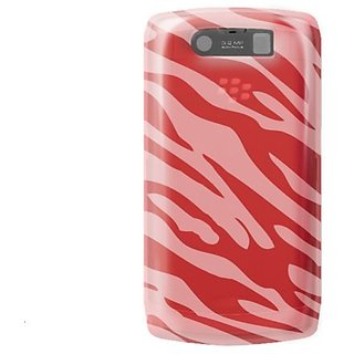Katinkas USA 600201 Soft Cover for BlackBerry 9520 Camouflage - 1 Pack - Retail Packaging - Red
