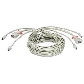 LINDY Premium KVM Extension Cable, 3m (33733)