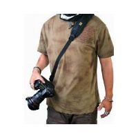 VintageStrap NSQN Plaid Neck Shoulder Strap For Canon, Nikon, Olympus, Pentax, Panasonic And Sony Camera (Black)