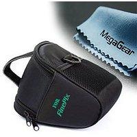 MegaGear ``Ultra Light`` Camera Case Bag For Fujifilm X-E1, FinePix S8200, HS25EXR, HS50EXR, SL1000, S2980, S4200