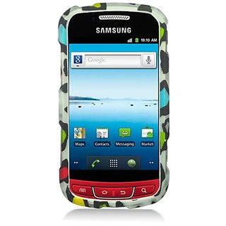Eagle Cell PISAMR720R2D168 Stylish Hard Snap-On Protective Case for Samsung Admire/Vitality R720 - Retail Packaging - Ra