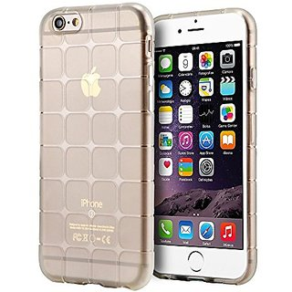 iPhone 6 Clear Case, UeeSum Super Slim Soft TPU Anti-Scratch Cover Anti-Slip iPhone 6 and 6s Case Clear with Magic Cube