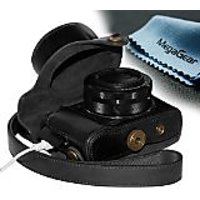 Megagear Ever Ready Protective Leather Camera Case Bag For Case For Canon Powershot G1x Mark Ii Digital Camera... 6