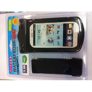 TechCare Water Proof Underwater Case for Apple iPhone 5, Galaxy S4, HTC One , iPod Touch 5, Galaxy S3, HTC One