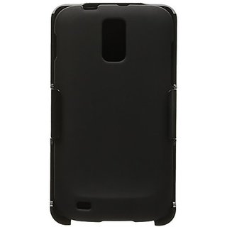 Beyond Cell 3-In-1 Combo Case and Holster for Samsung Galaxy S II (T-Mobile) T989 - Non-Retail Packaging - Black