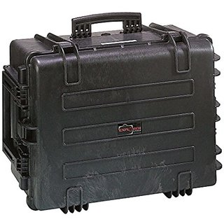 Explorer Cases 5833 B Case with Foam for Cameras or Similar Electronic Gear (Black)