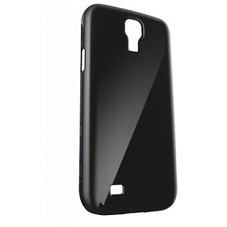 iFrogz GS4UL-BLK Ultra Lean Cover for Galaxy S4 - 1 Pack - Retail Packaging - Black