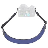 OP/TECH USA 2203021 Bin/Op Strap-QD- For Compact Cameras And Binoculars -Neoprene (Navy)
