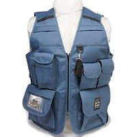 Portabrace VV-XL 46-Inch-48-Inch Video Vest - XL (Blue)