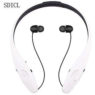 Bluetooth Headphones, SDICL HBS-960S Wireless Headphones Hands Free Headsets,Sports Earbuds Sweatproof Neckbank for Ipho
