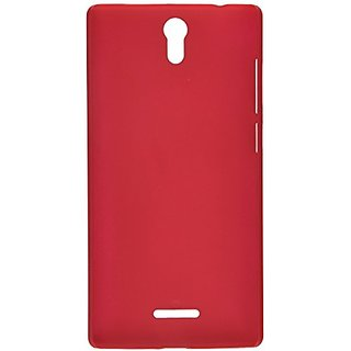 Nillkin OPPO 3007 (Mirror 3) Super Frosted Shield - Retail Packaging - Bright Red