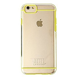 Altec Lansing Sheer iPhone 6 Case - Retail Packaging - Yellow