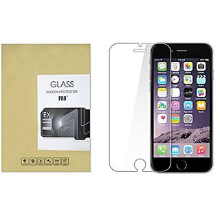 Glass Screen Protector Pro+ iPhone 6 Plus 6S Plus Ex Premium tempered Glass Guardian , Scratch resistance , antifouling