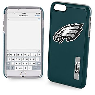 NFL Philadelphia Eagles IPhone 6 Dual Hybrid Case (2 Piece), Green