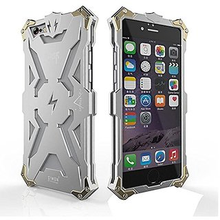 Iphone 6 6s Case, Lwang Aviation Aluminum Anti-scratch Strong Protection Metal Case for Iphone 6 6s , Hollow Design Full