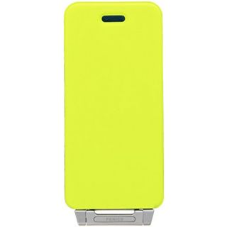 Fenice F38-LM-IP5 CLAP Premium Case for Apple iPhone 5 - Retail Packaging - Lime