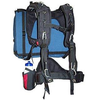 Portabrace BK-3EX Modular BackPack with Extreme/HD (Blue)
