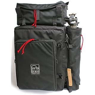 Portabrace BK-3BEX Modular Backpack Extreme/HD (Black)