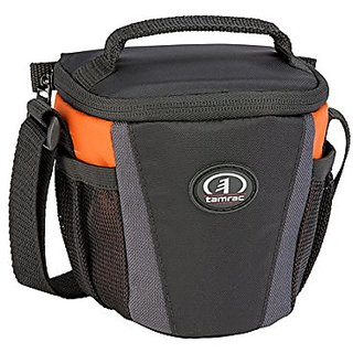 Tamrac 4220 Jazz Zoom 20 Camera Case (Black/Multi)