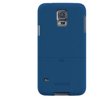 Seidio SURFACE Case for Samsung Galaxy S5 - Retail Packaging - Royal Blue