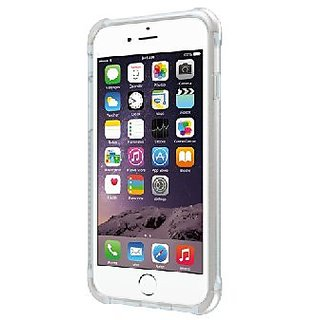 Odoyo Quad 360 High Impact Resistang Ultra Protective Case for Iphone 6 Crystal Clear