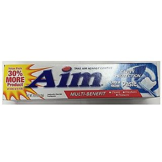 Aim Cavity Protection Toothpaste (pack of 6)
