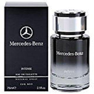 Mercedes Benz Intense Eau De Toilette Spray for Men, 2.5 Ounce