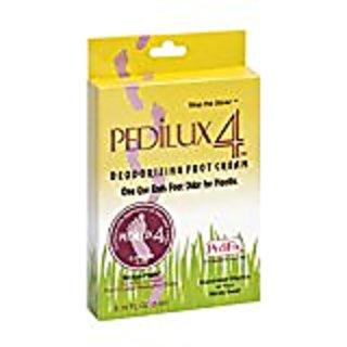 PediFix Pedilux4 Deodorizing Foot Cream, 0.18 Fluid Ounce