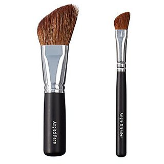 ON&OFF Angled Face and Blender Makeup Brush