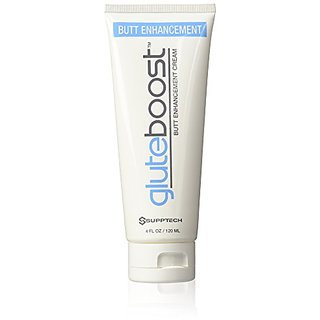 Gluteboost Butt Enhancement Cream - 100% all natural enhancement lotion for plumping and firming your butt and hips.