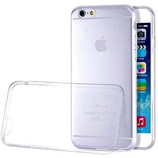Iphone 6S plus Transparent Back Cover