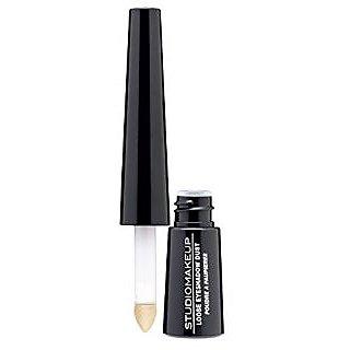 STUDIOMAKEUP Loose Eyeshadow Dust, Shimmering Ivory, 0.02 Ounce