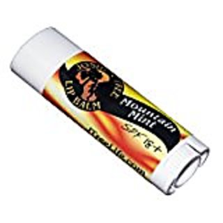 Joshua Tree Mountain Mint SPF 15 Organic Lip Balm (Pack of 3)