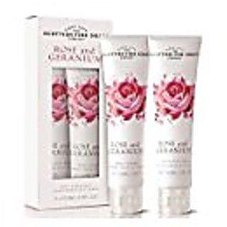 Scottish Fine Soaps Rose and Geranium Body Essentials
