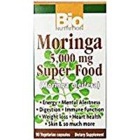 Bio Nutrition Moringa Super Food Vegi-Caps, 90 Count