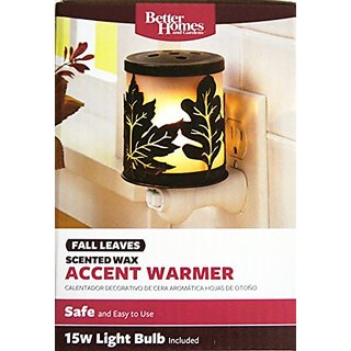 Aromatherapy Accessory Electric WAX WARMER Autumn LEAVES
