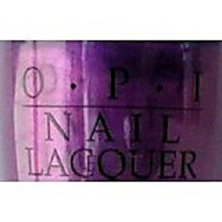 OPI Nail Polish Purple with a purpose NLB30